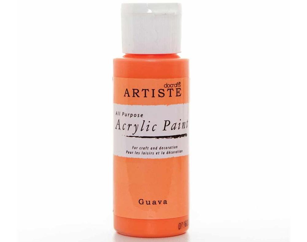 Docrafts Artiste All Purpose Acrylic Paint
